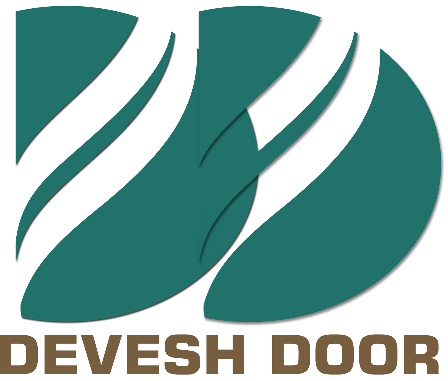 Devesh Door Logo